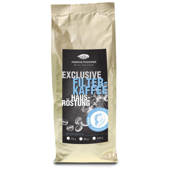 Filterkaffee – gemahlen 250g