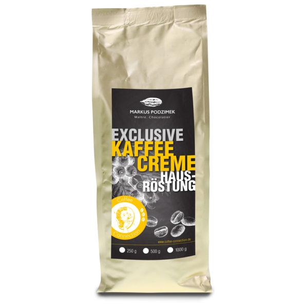 Kaffee Crème – Schümli 500g / ganze Bohnen