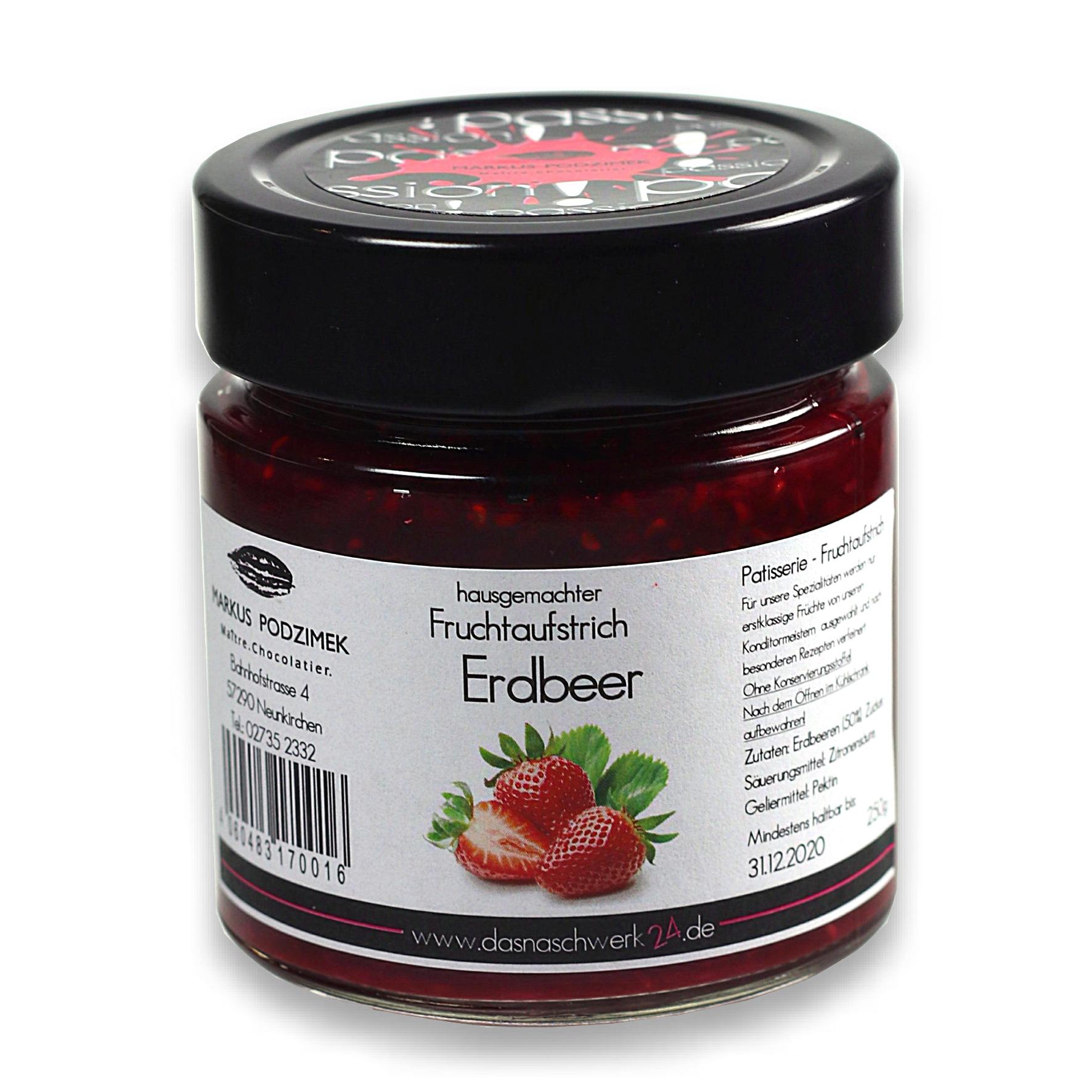 Erdbeer Classico | dasnaschwerk