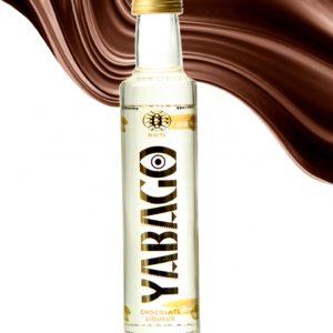 NEU Yabogo - white / destillierter Schokoladen Likör LAKTOSEFREI