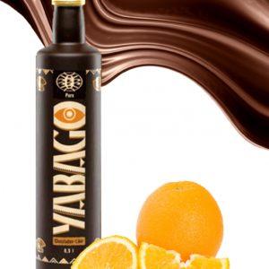 Yabago - Orange / Schokoladen Likör LAKTOSEFREI