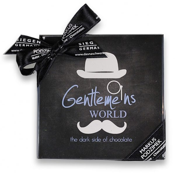 Gentlemens World – 4er Pralinen Set