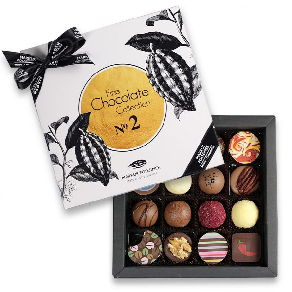 Pralinenset – Fine-Chocolate-Collection No. 2