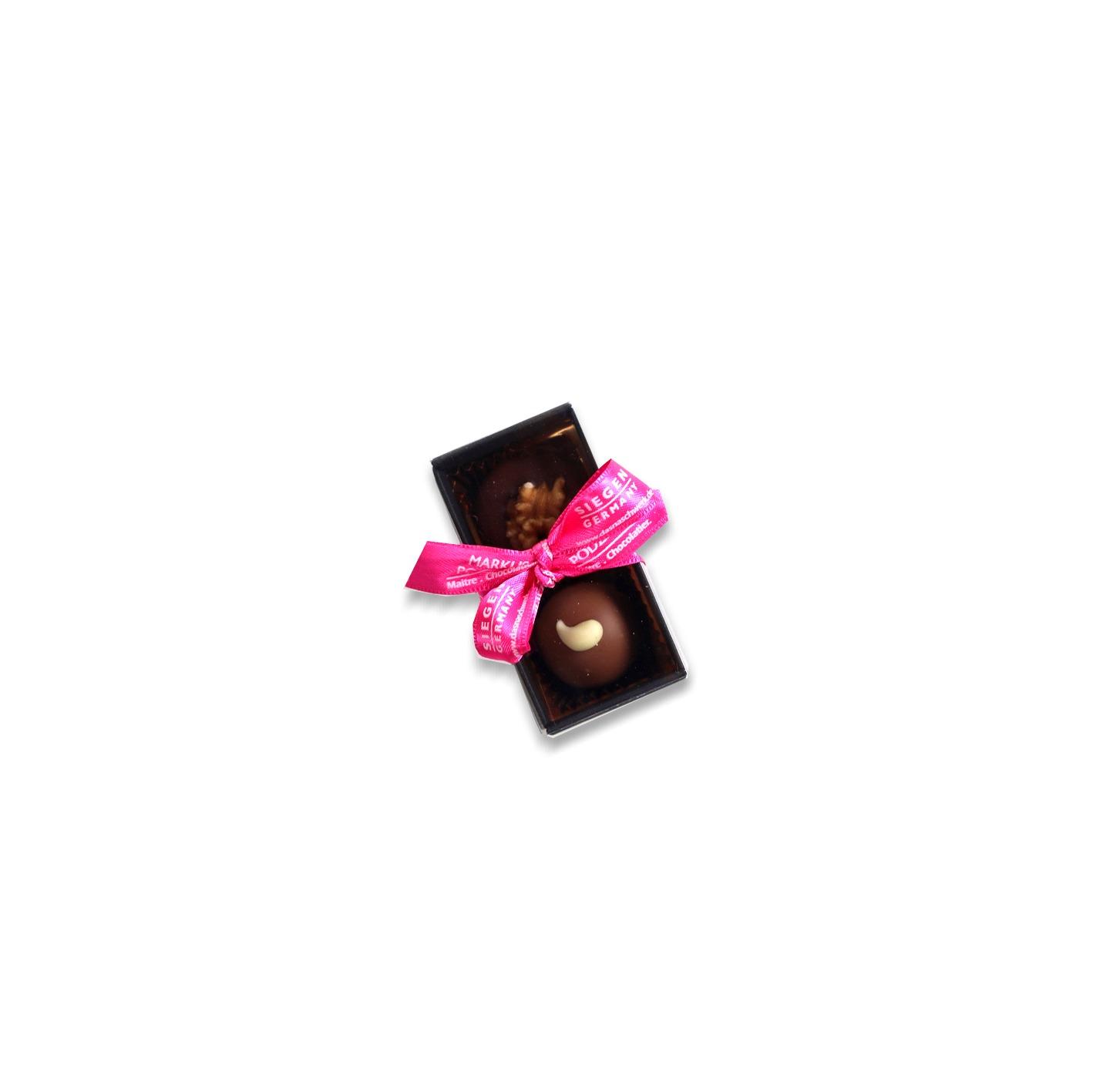 2er Trüffel- und Pralinenstange schwarz | dasnaschwerk
