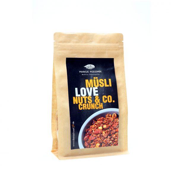 Müsli Nuts und Co. Crunch