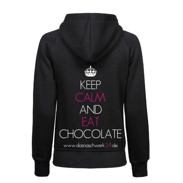 Keep Calm Zipper Damen 1
